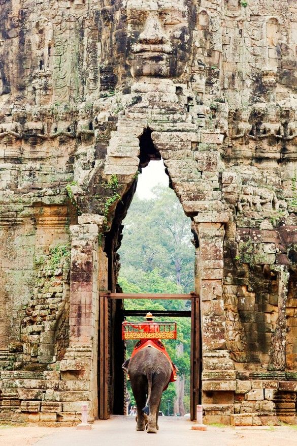 Home to magnificent remains from the 9th to 15th centuries, Angkor is one of the most important historical sites in Southeast Asia. The famed Angkor Wat temple is only one of many ancient structures and monuments of the 150+ square mile region.