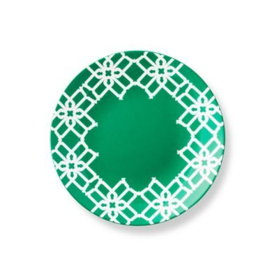 B by Brandie™ Truman Salad Plate in Green - BedBathandBeyond.com