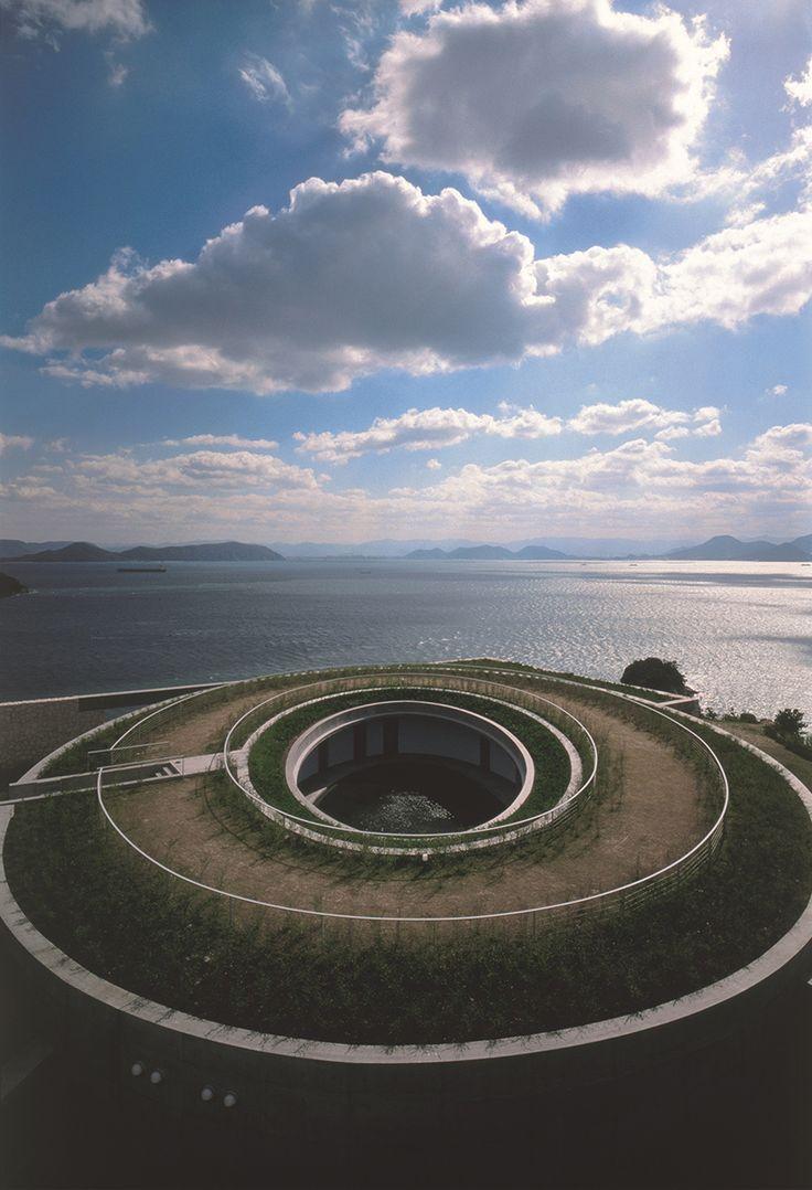 La isla de Tadao En el Mar Interior de Japón, la pequeña isla de Naoshima es una visita imprescindible para los amantes del arte y de la arquitectura.