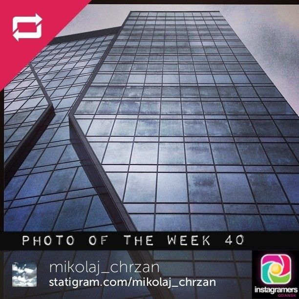 IgersGdansk Photo of the Week 40. Congratulations @mikolaj_chrzan. Igers keep tagging your photos #igersgdansk for your chance to be IgersGd...