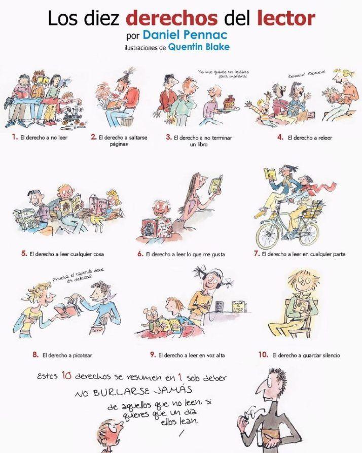 infografias en español sobre escritores y libros - Buscar con Google