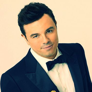 Seth Macfarlane the most handsome man I ever had a crush on