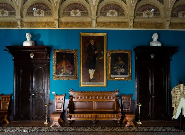 Palazzo Francavilla in Palermo, Sicily | visits on appointment