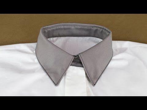 SEW a collar