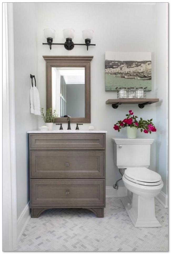 Small Bathroom Color Schemes: Best 25+ Small Bathroom Paint Ideas On Pinterest
