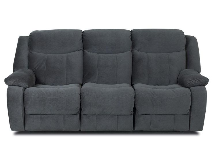 Great Klaussner Living Room Moreno Reclining Sofa 59203 RS   Klaussner Home  Furnishings   Asheboro, North
