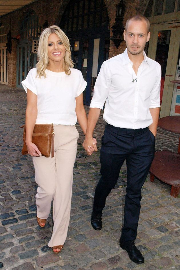 Mollie King's Business Casual Outfit