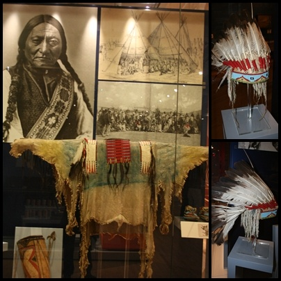 The Royal Ontario Museum in Toronto has some wonderful artifacts belonging to Chief Sitting Bull.