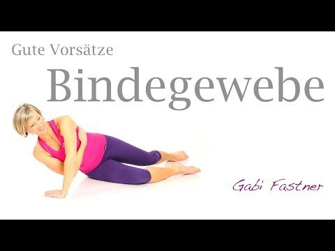 23 min. festes Bindegewebe ohne Hilfsmittel – YouTube – Workout