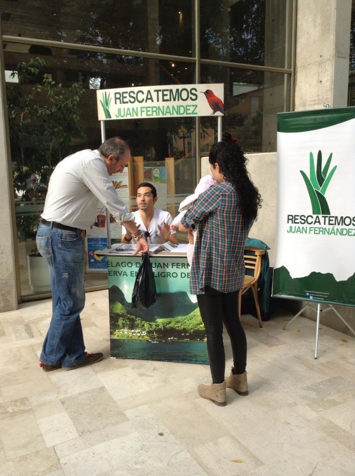 Seguimos entregando información sobre el archipiélago Juan Fernández.  Comparte y Difunde @RescatemosJF  https://www.facebook.com/RescatemosJuanFernandez