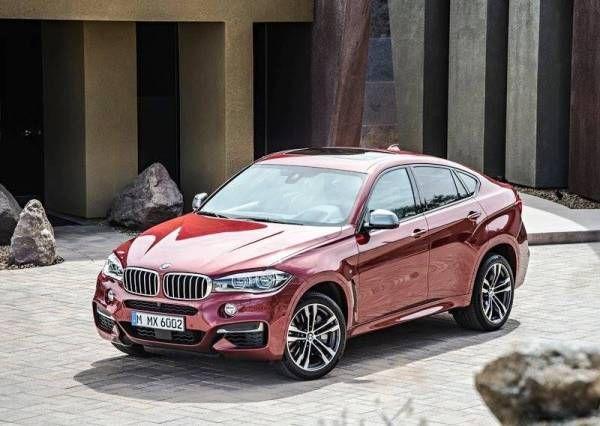 2015 BMW X6 Special Edition