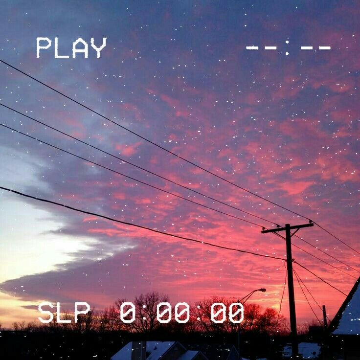 Pin By Maria Kanton On Vhs Aesthetic Backgrounds Sky