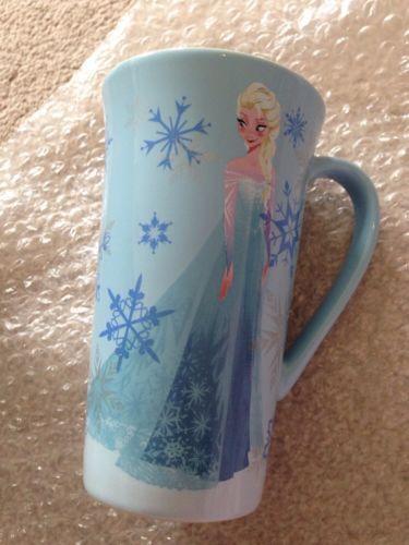 Disney Store frozen Elsa mug Brand New