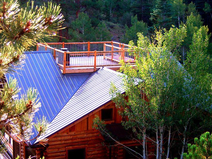 Rooftop Deck For Colorado Star Gazing Colorado In 2019