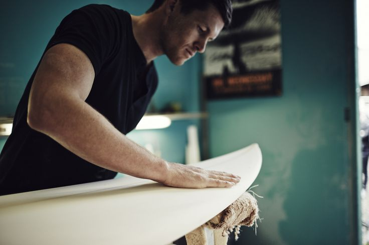 Campbell & Hall hit the road to visit Scott's Taren Point workspace. #blog #surfboard #campbellandhall