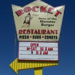 rocket burgers pontiac michigan - Google Search