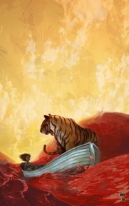 The Life of Pi by Jann Martel