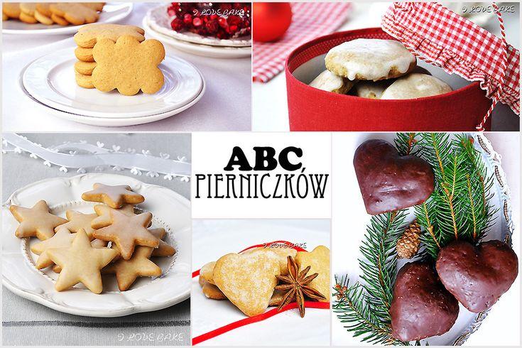 Jak upiec miękkie i pyszne pierniczki świąteczne? Co zrobić, gdy pierniczki są twarde? - I Love Bake