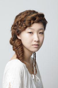 Maquillage coiffure Boyoung Kim, ITM Paris www.itmparis.com