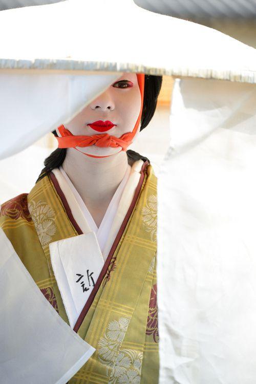 Jidai Matsuri 2012 - Geiko Miharu, Gion Higashi (byMASA PHOTOS)