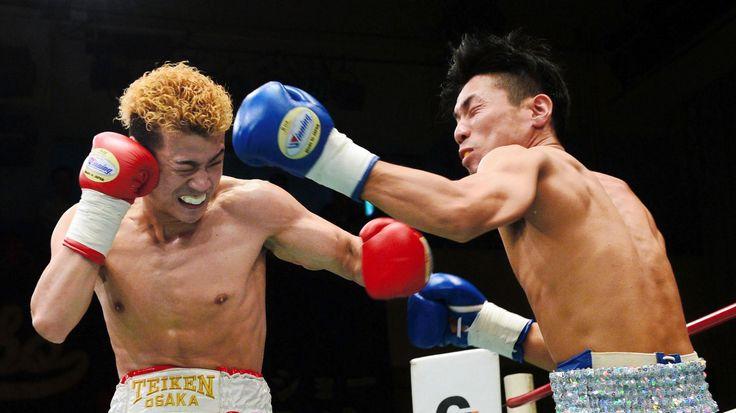 辰吉寿以輝が5回TKO勝ちでデビュー6連勝 人生初ダウンも巻き返す #ボクシング
