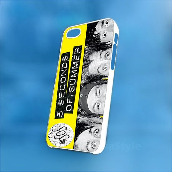 5 sos funny eyes seconds of summer iphone case by BlueDennim, $15.00