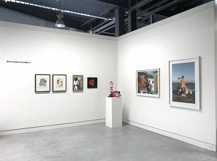 Exhibition Install | Collection of Daniel Mudie Cunningham | MAY SPACE Sydney | exhibition enlargement