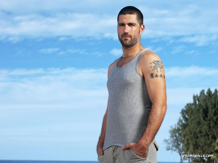 matthew fox tattoo Wallpaper HD Wallpaper