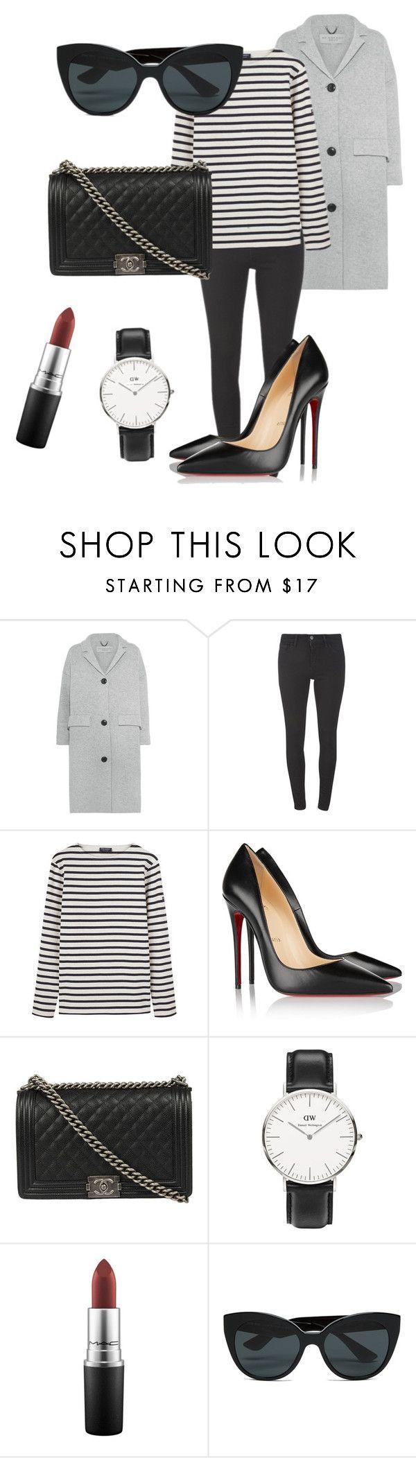 #outfit #fashion #chanel #boybag #heels #louboutin #fall