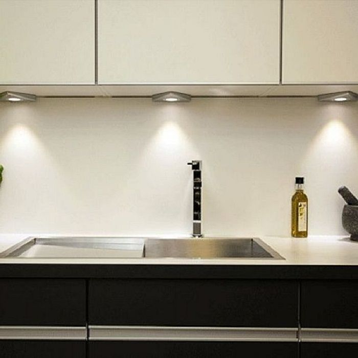 kitchen cabinet lighting led under cabinet led lights light kitchen lighting home design - Led Cabinet Lighting
