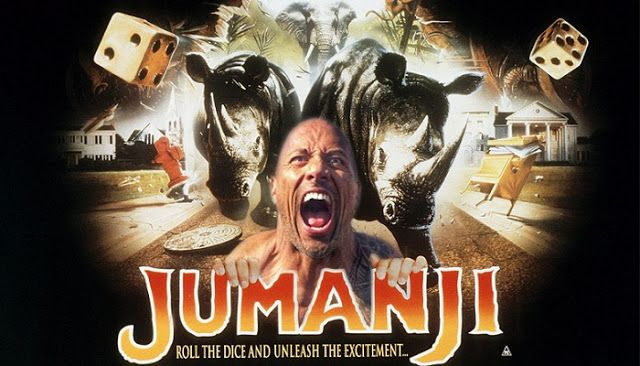 Jumanji 2017 Movie Download 2017 Full HD DVDRip - http://djdunia24.com/jumanji-2017-movie-download-2017-full-hd-dvdrip/