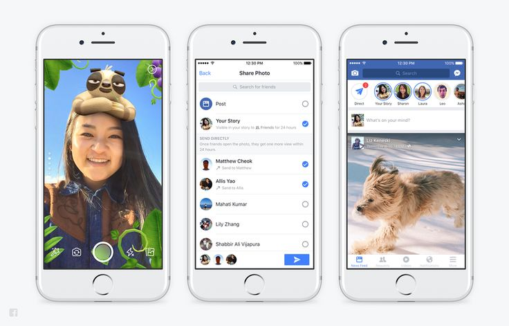 After testing the feature outside the US, Mark Zuckerberg's social network is bringing the format Snapchat & pioneered to its marquee app.