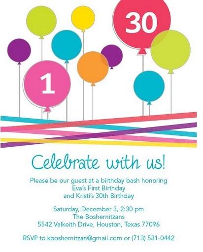 35 best becca birthdays invites images on pinterest invitations birthday invitation filmwisefo Choice Image