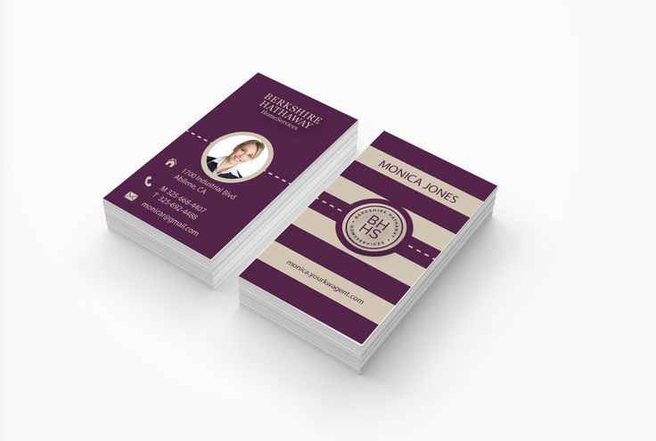 85 best images about Real Estate Business Card Design on