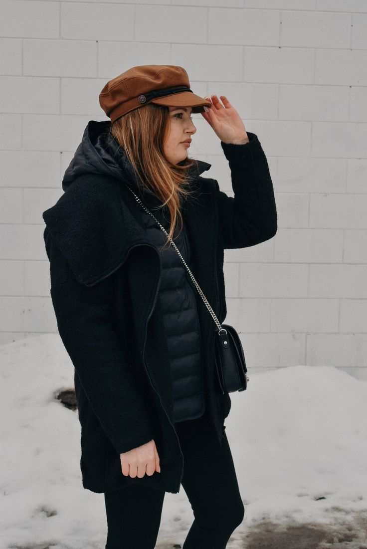 The perfect puffer coat