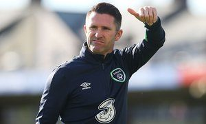 Robbie Keane and James McCarthy included in Euro 2016 squad by Ireland