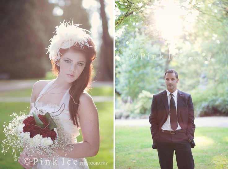 Ashley + Dominic Wedding Shoot | Vancouver Stanley Park Wedding Photographer