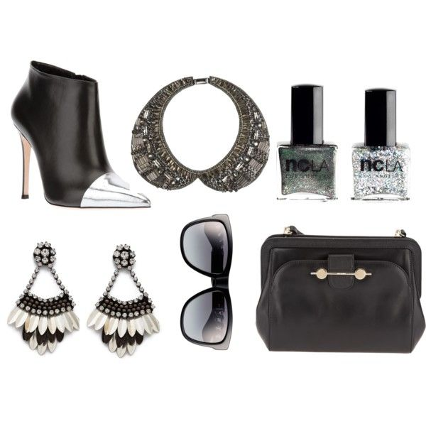 """""""It´s all about the accessories"""" by stockholmmarket on Polyvore"""