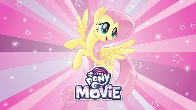 Fluttershy My Little Pony Movie 2017 My Little Pony Movie My Little Pony My Little Pony Friendship
