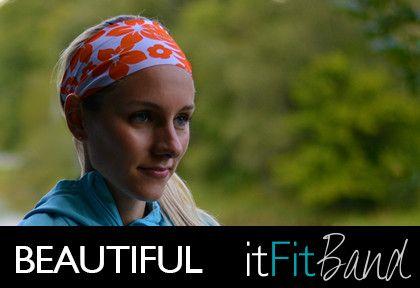 itFit Band - The world's best fitting headband. Guaranteed!