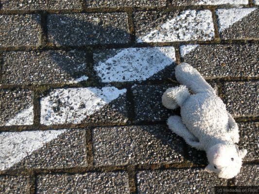 Het verloren schaap - lesideeën van KULeuven (Thomas)