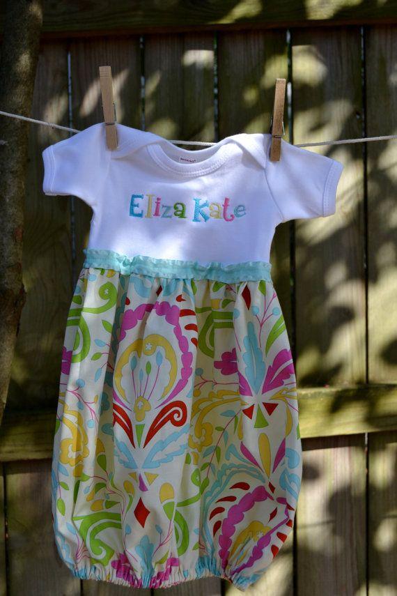 possible matching lil sis & big sis dress