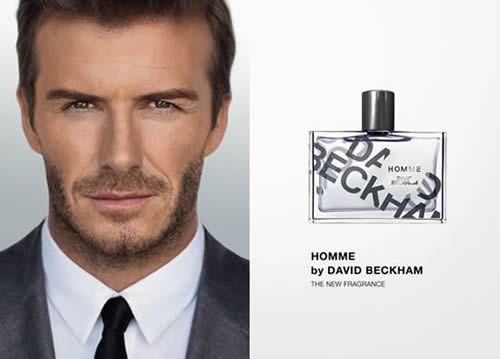 David Beckham colonge