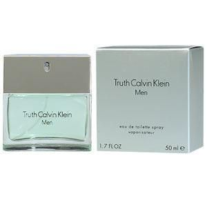 CALVIN KLEIN TRUTH MEN`S EDT SPRAY 1.7 OZ