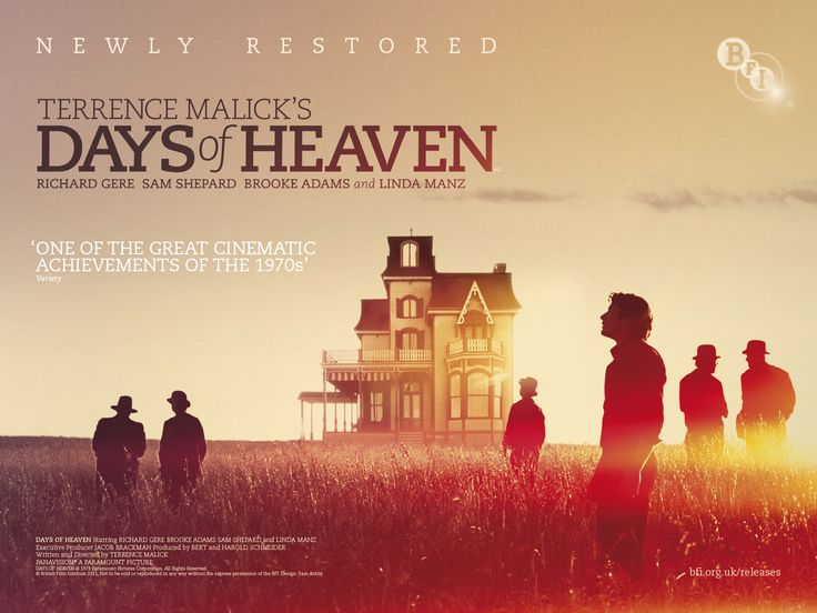 Days of Heaven (Terrence Malick, 1974)