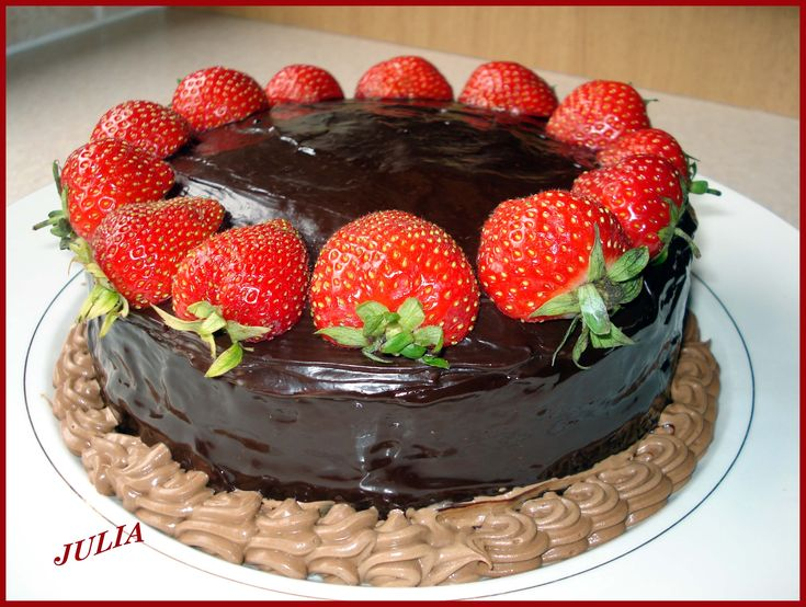 Шоколадный торт шоколадный вулкан рецепт