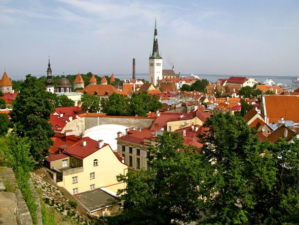 Karina Vabson is a Tallinn, Estonia native with a thirst for world exploration. Check out a few of Karina's favorite things about her hometown.