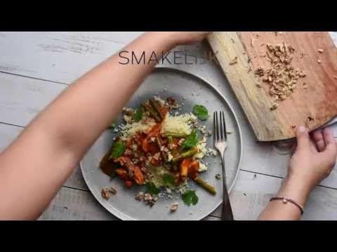 Honingkip met couscous   Recepten   15gram