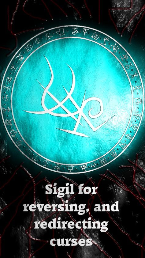 Redirecting: Sigil For Reversing, And Redirecting Curses Sigil Requests