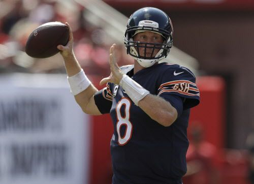 Whether Mike Glennon knows it or not, Thursday could be his last stand - Chicago Sun-Times